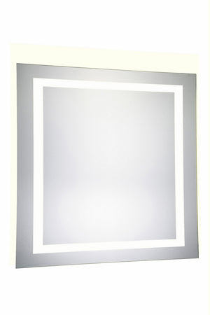 Elegant Lighting - MRE-6030 - LED Mirror - Nova - Glossy White