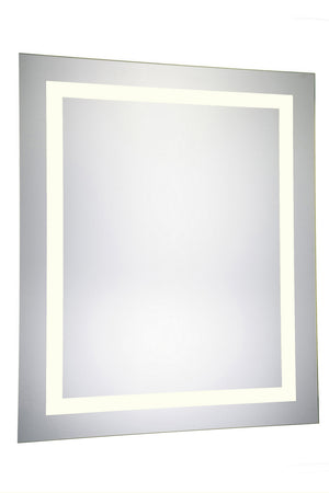 Elegant Lighting - MRE-6041 - LED Mirror - Nova - Glossy White