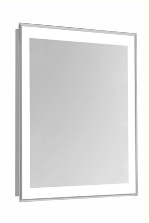 Elegant Lighting - MRE-6104 - LED Mirror - Nova - Glossy White