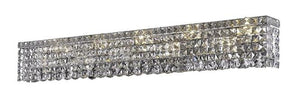 Elegant Lighting - V2033W44C/EC - Ten Light Wall Sconce - Maxime - Chrome