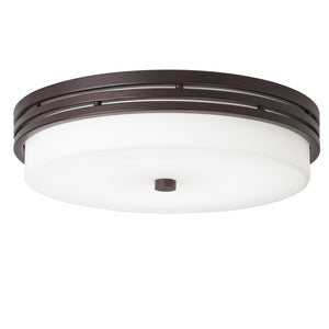 Kichler - 42380OZLEDR - LED Flush Mount - Ceiling Space - Olde Bronze