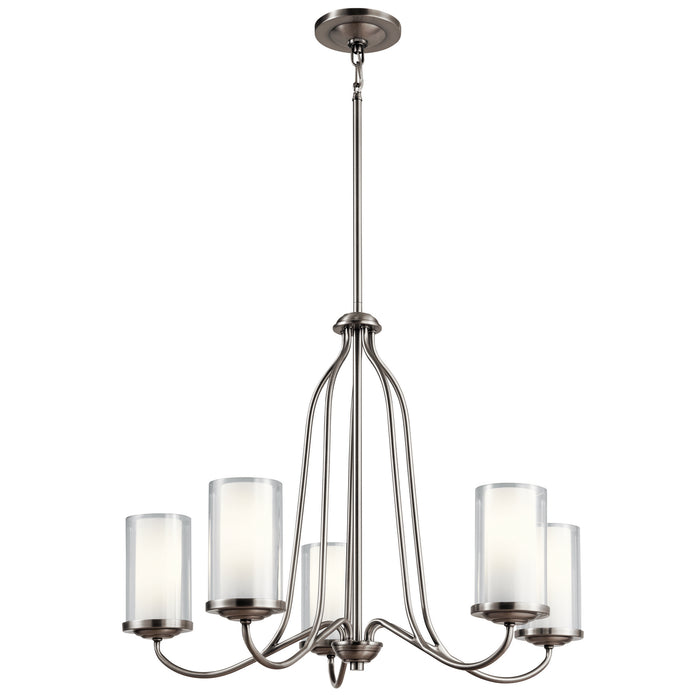 Kichler Five Light Chandelier 25.00""