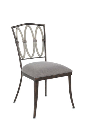 Kalco - 800401FG - Dining Chair - Belmont - Florence Gold