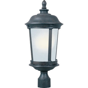 Maxim - 55092FSBZ - LED Outdoor Pole/Post Lantern - Dover LED E26 - Bronze