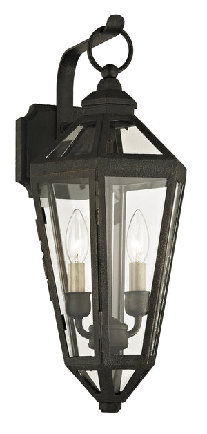 Troy Lighting - B6372 - Two Light Wall Sconce - Calabasas - Vintage Bronze