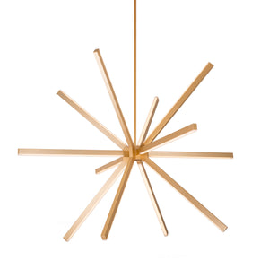 Kuzco Lighting - CH14356-GD - Chandelier - Sirius - Gold