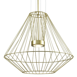 Kuzco Lighting - EP68428-GD - Pendant - Arctic - Gold
