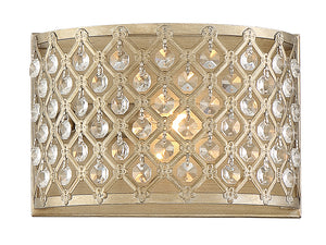 Savoy House - 9-2404-1-98 - One Light Wall Sconce - Regis - Pyrite