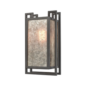 Elk Lighting - 16180/1 - One Light Wall Sconce - Stasis - Oil Rubbed Bronze