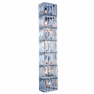 Elegant Lighting - 2117W33C/RC - Eight Light Vanity - Cuvette - Chrome