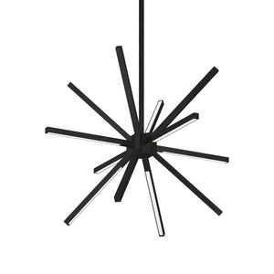 Kuzco Lighting - CH14220-BK - LED Chandelier - Sirius Minor - Black