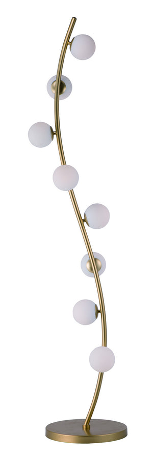 ET2 - E24769-11MG - LED Floor Lamp - Rover - Metallic Gold
