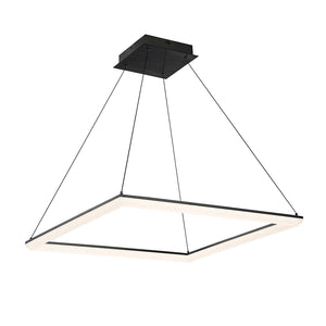 W.A.C. Lighting - PD-29828-BK - LED Pendant - Frame - Black