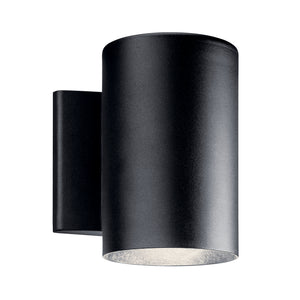 Kichler - 11309BKTLED - LED Outdoor Wall Mount - No Family - Textured Black