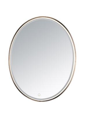 ET2 - E42012-90BRZ - LED Mirror - Mirror - Anodized Bronze