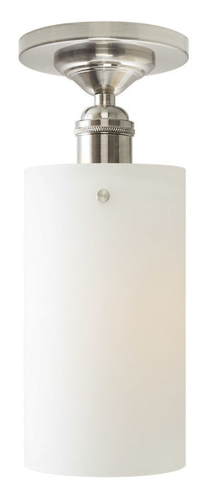 Stone Lighting - CL179OPSNRT6B - Ceiling Mount - Retro Cylinder - Satin Nickel