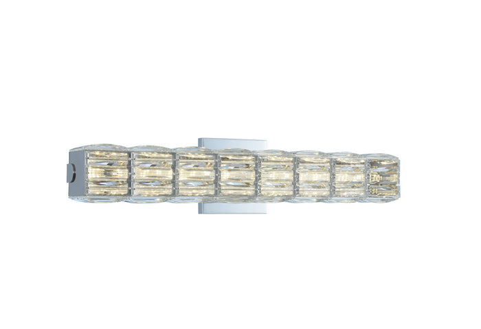 "Allegri LED Bath 24.00"" Chrome"