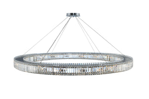 Allegri - 11716-010-FR001 - 20 Light Pendant - Rondelle - Chrome