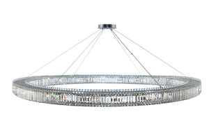 Allegri - 11717-010-FR001 - 24 Light Pendant - Rondelle - Chrome