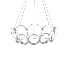 Kuzco Lighting - CH94829-AS - Chandelier - Oros - Antigue Silver