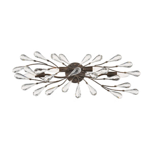 Elk Lighting - 18252/4 - Four Light Vanity - Crislett - Sunglow Bronze