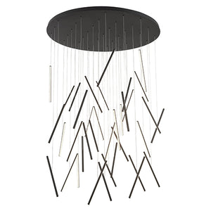 Kuzco Lighting - MP14850-BK - LED Pendant - Black