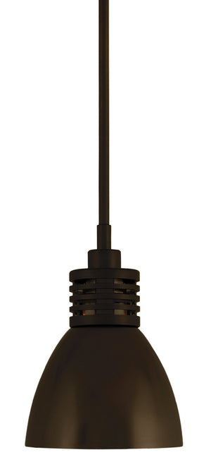 Stone Lighting - PD201BZD6C - LED Pendant - Action - Bronze