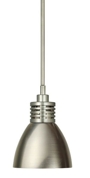 Stone Lighting - PD201SNM3M - One Light Pendant - Action - Satin Nickel