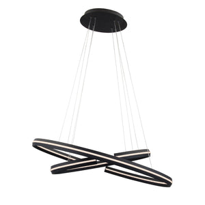 W.A.C. Lighting - PD-48932-BK - LED Pendant - Orbit - Black