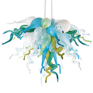 Viz Art Glass ColorSelect Tundra Chandelier
