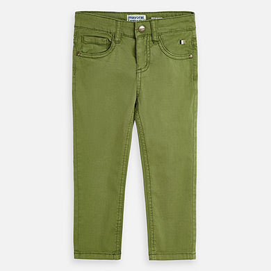 Mayoral green trouser