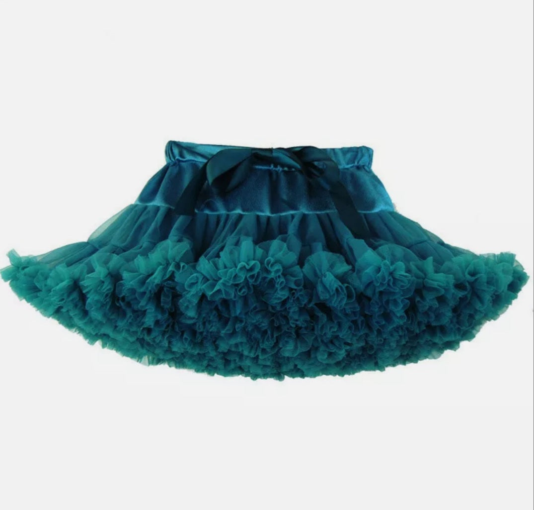 Tutu in Forest Green