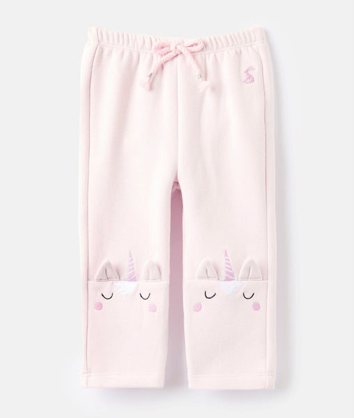 Joules novelty knee trousers - unicorn