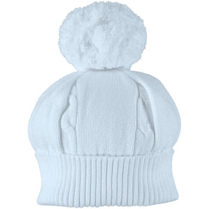 Emile et Rose blue pom hat