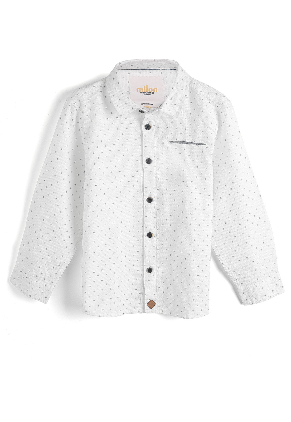 Milon white shirt 12235