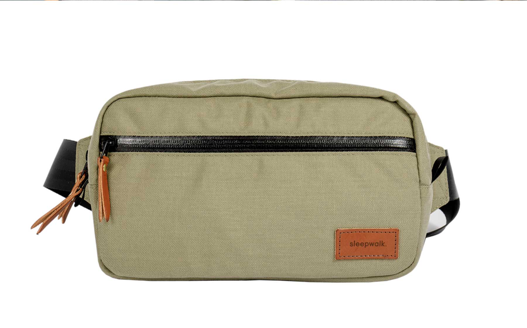 sleepwalk camera sling pack sage tan