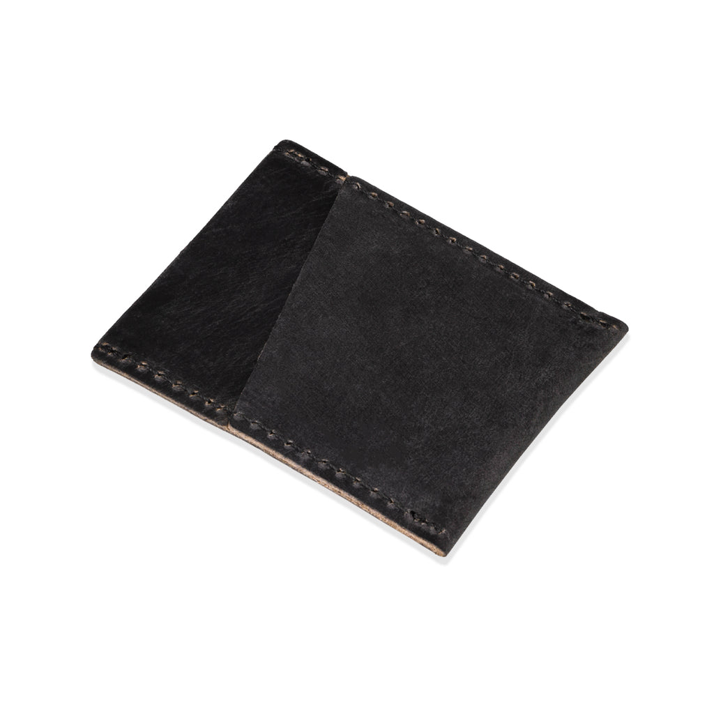 sleepwalk ltd card case wallet charcoal