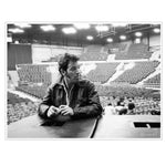 Exclusive Lithograph Print - Bruce Springsteen Solo Collection - Brussels