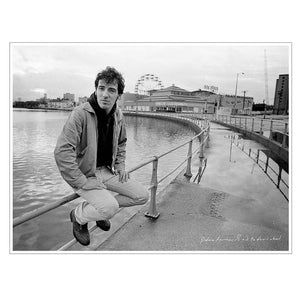 Bruce Springsteen Solo Collection - Palace Amusements and the Ferris Wheel