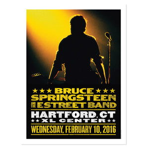 The River Hartford Event Poster
