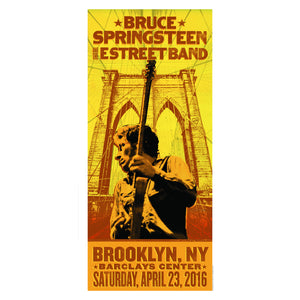 The River Brooklyn Event Poster