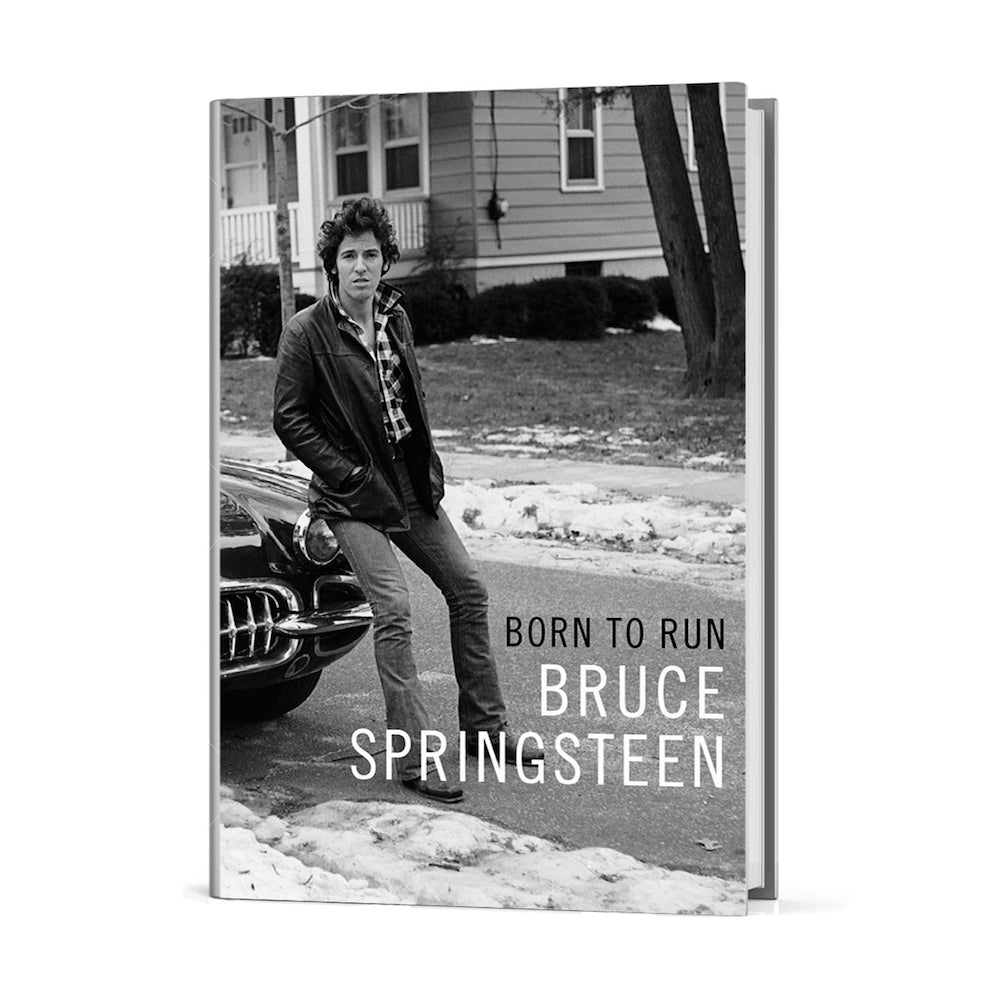 Born To Run Hardcover