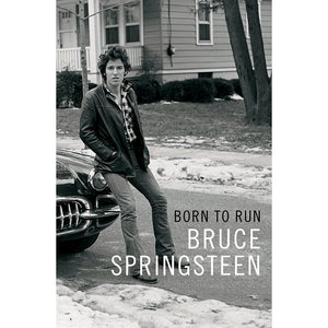 Born To Run Paperback