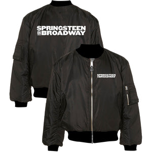 Springsteen on Broadway Bomber Jacket