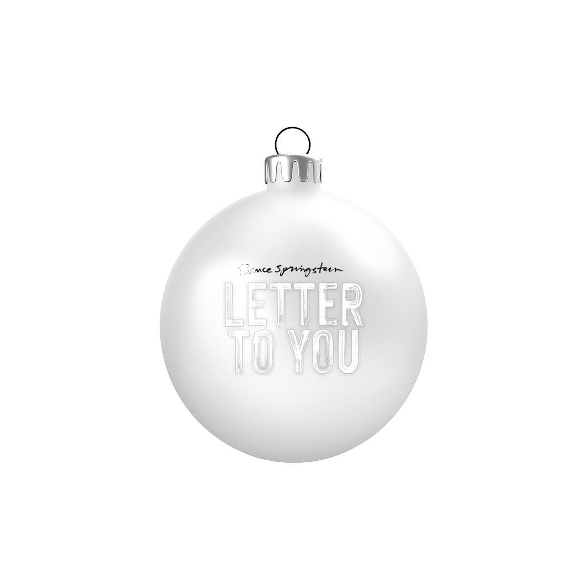 Letter To You Ornament