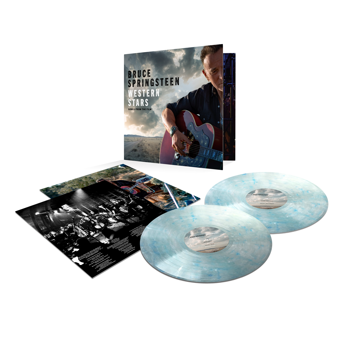 Western Stars Songs From The Film Limited Edition 2XLP