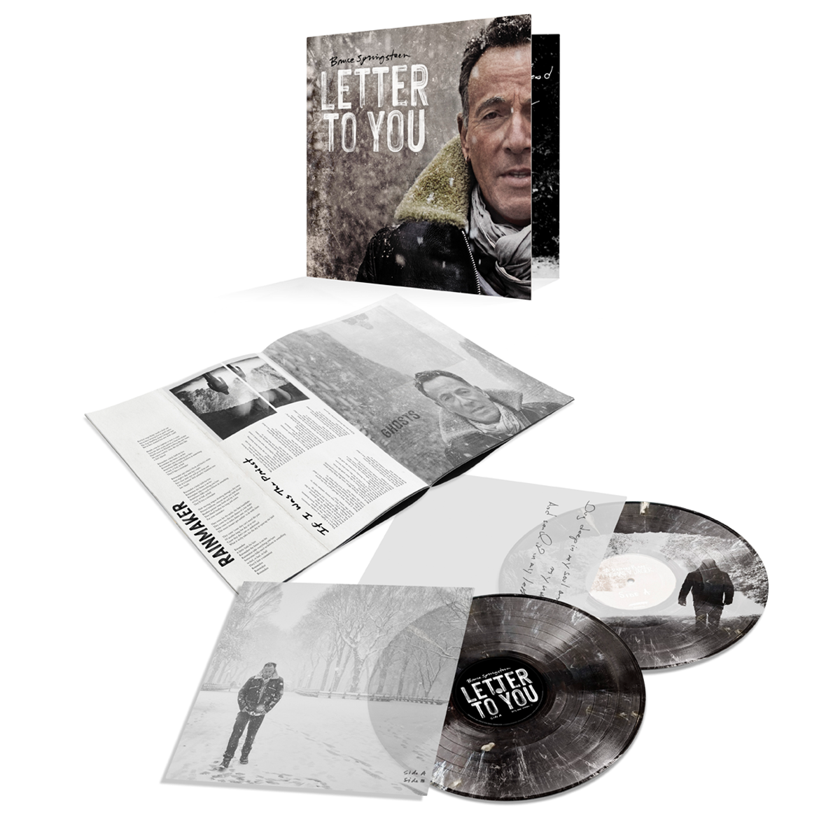 Letter To You Exclusive Colored Vinyl