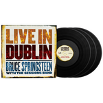 Live in Dublin 3LP