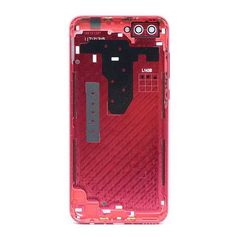 OEM Back Housing with Side Keys for Huawei Honor View 10 -Red