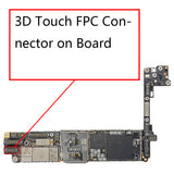 OEM 24pin 3D Touch FPC Connector on Board for iPhone 8 8Plus